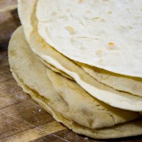 Make tortillas from scratch - Bucket List Ideas