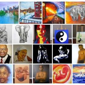 Have My Own Art Studio / Gallery - Bucket List Ideas