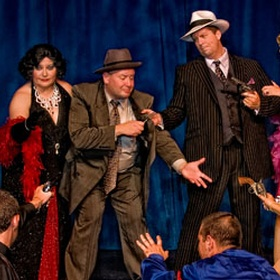 Attend Capone's Dinner and Show - Bucket List Ideas