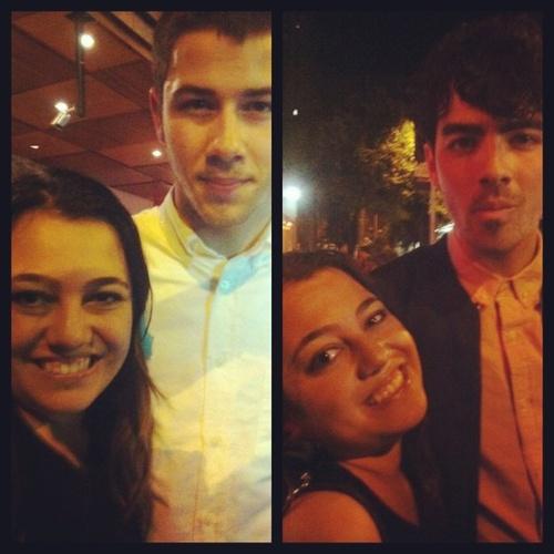 Meet the Jonas Brothers - Bucket List Ideas