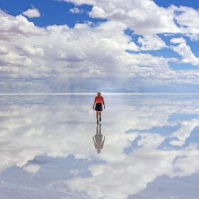 Visit Salar de Uyuni in Bolivia - Bucket List Ideas