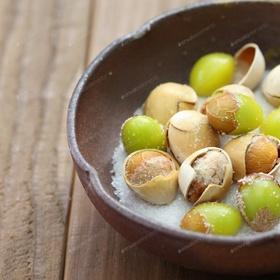 Try gingko nuts - Bucket List Ideas
