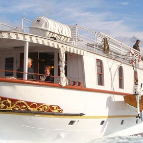 Travel with a paddle steamer - Bucket List Ideas