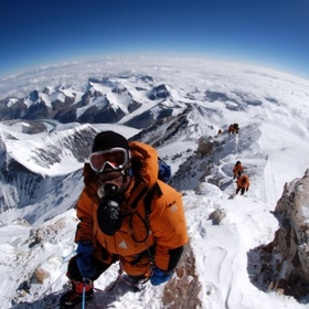 Climb Mount Everest - Bucket List Ideas