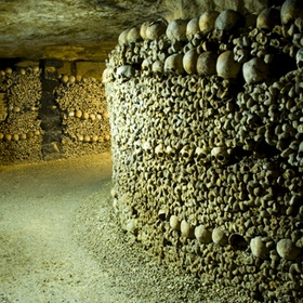 Visit the Catacombs of Paris - Bucket List Ideas