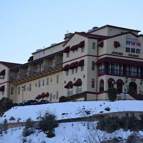 Visit The Jerome Grand Hotel - Bucket List Ideas