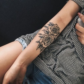 Get my first tatoo - Bucket List Ideas