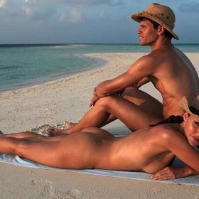 Stay at a clothing optional resort - Bucket List Ideas