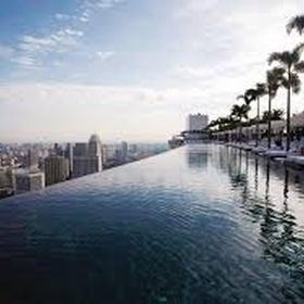 Swim in a rooftop pool - Bucket List Ideas