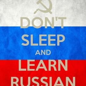 Learn Russian - Bucket List Ideas