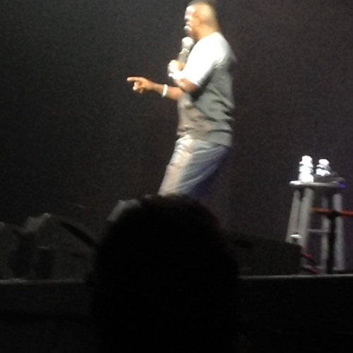 Go to a live stand up comedy show - Bucket List Ideas