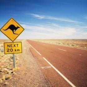 Do a road trip across Australia - Bucket List Ideas