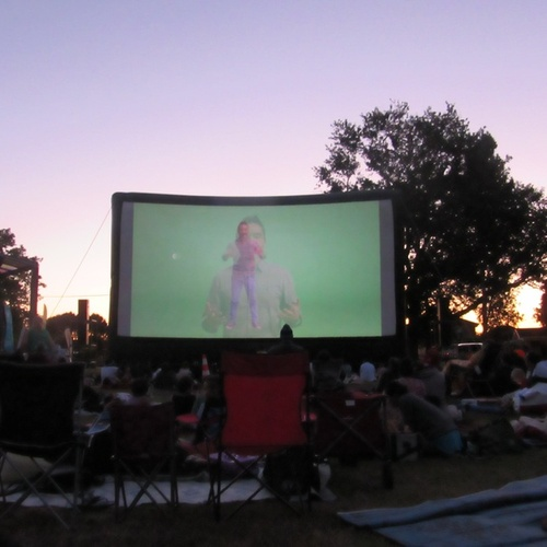 Go to a drive-in movie/ outside movie - Bucket List Ideas