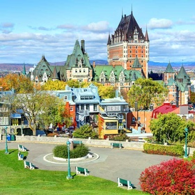 Visit Quebec City - Bucket List Ideas