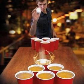 Play beer pong - Bucket List Ideas