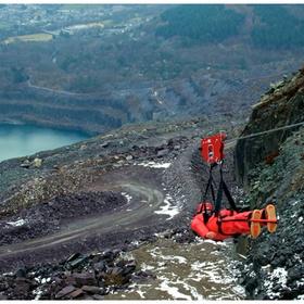 Go on the longest & fastest zip line in europe (snowdonia) - Bucket List Ideas