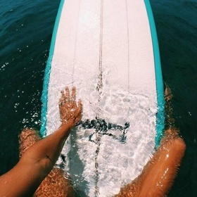 Take surfing lessons - Bucket List Ideas