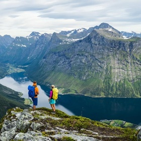 See the fjords in Norway - Bucket List Ideas