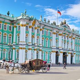 Visit St. Petersburg, Russia - Bucket List Ideas