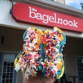 Eat a Bagel from The Bagel Nook - Bucket List Ideas