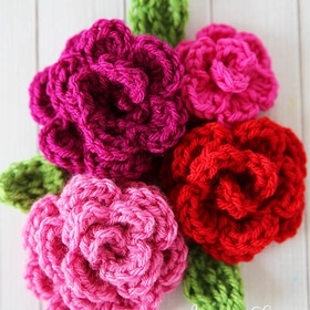 Learn how to crochet - Bucket List Ideas