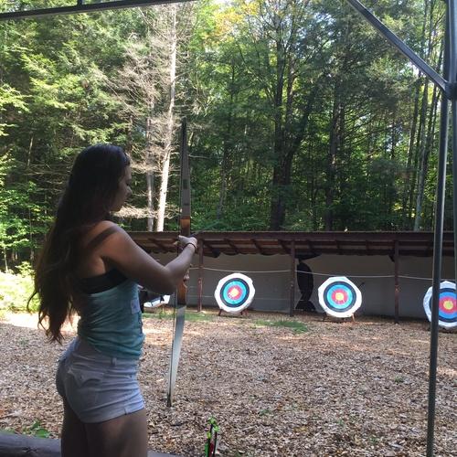 Try archery - Bucket List Ideas