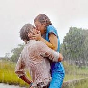 Kiss Someone in the Rain - Bucket List Ideas