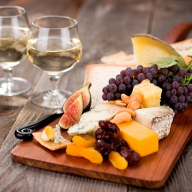 Go to a wine and cheese party - Bucket List Ideas