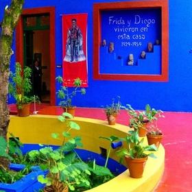 Visitar la casa azul - Bucket List Ideas
