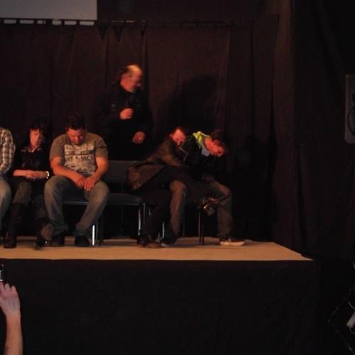 Attend a hypnotist show - Bucket List Ideas