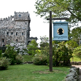 Visit Gillette Castle State Park in East Haddam, Connecticut - Bucket List Ideas