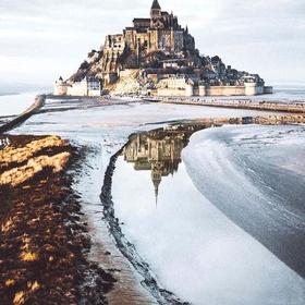 Visit Le Mont Saint-Michel - Bucket List Ideas