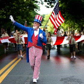 Be in America for the 4th July - Bucket List Ideas