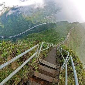 Climb the stairway to heaven in Hawaii - Bucket List Ideas