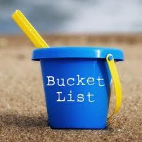 Always have at least 100 uncompleted items on my bucket list - Bucket List Ideas