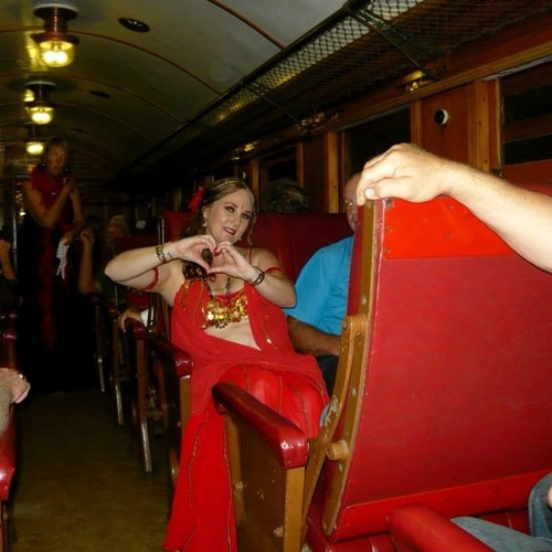 Take a ride on a steam engine train - Bucket List Ideas