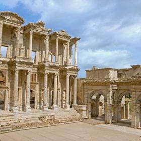 Turkey - Ancient City of Ephesus - Bucket List Ideas