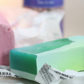 Aprender a fazer sabonetes - Bucket List Ideas