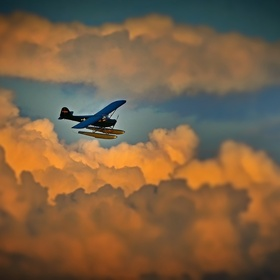 Fly in a sea plane - Bucket List Ideas