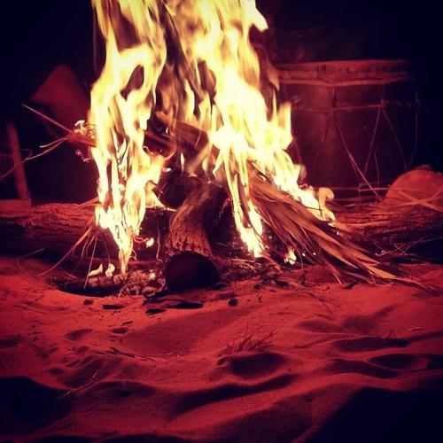 Desert camp in the sahara - Bucket List Ideas