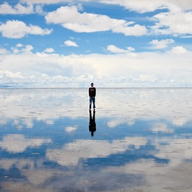 Go to Salar de Uyuni, Bolivia - Bucket List Ideas