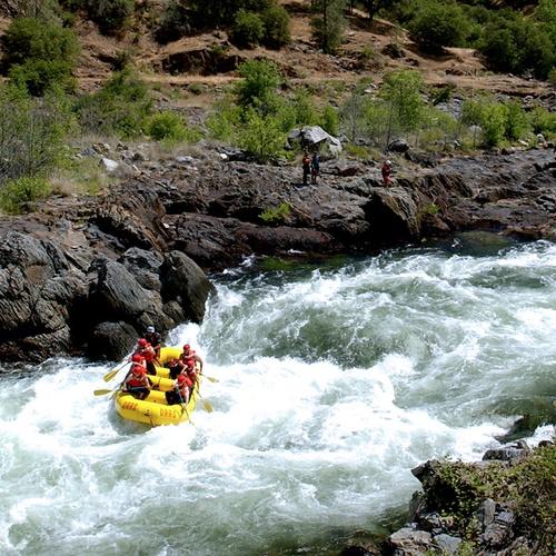 Go whitewater rafting - Bucket List Ideas