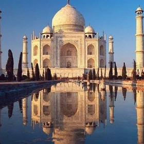 Visit Taj Mahal - Bucket List Ideas