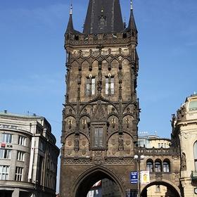 See the Powder Tower in Prague - Bucket List Ideas