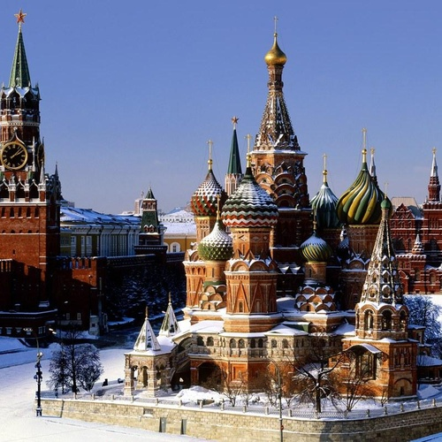 Visit Russia - Bucket List Ideas
