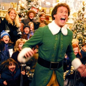 Wave at somebody who is waving for a tax in NYC like Buddy the Elf - Bucket List Ideas