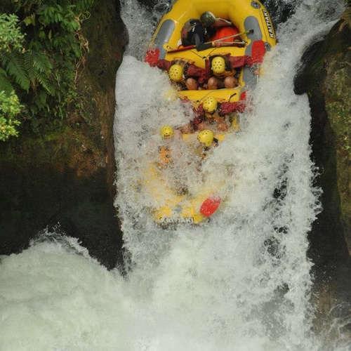 White water rafting - Bucket List Ideas