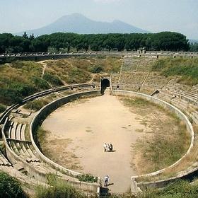 Visit the Amphitheatre of Pompeii(Pink Floyd) - Bucket List Ideas