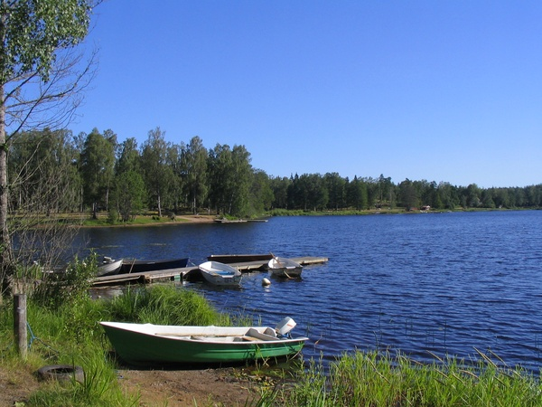 Spend a week during summer at a lake - Bucket List Ideas