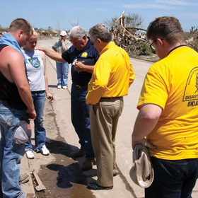 Help with natural disaster efforts - Bucket List Ideas